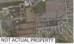 Land for Sale at 5987 COSGRAY Dublin, Ohio 43016 United States