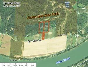 Land for Sale at 63052 Ohio River Scenic Byway Long Bottom, Ohio 45743 United States