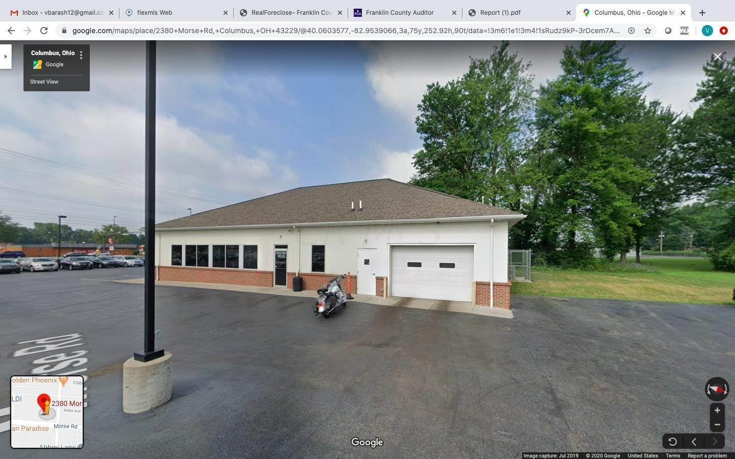 Commercial for Sale at 2380 Morse Columbus, Ohio 43229 United States
