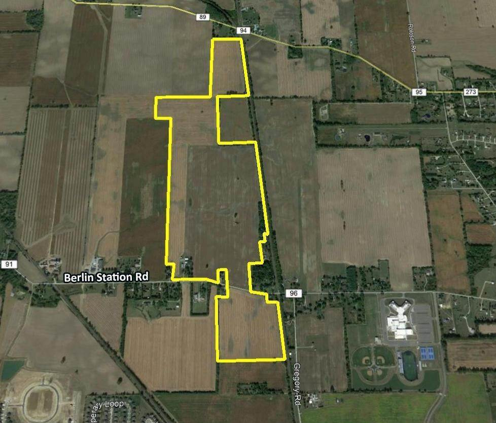 Land for Sale at 2571 Berlin Station Delaware, Ohio 43015 United States
