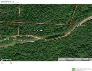 Land for Sale at Drake Martin Chandlersville, Ohio 43727 United States