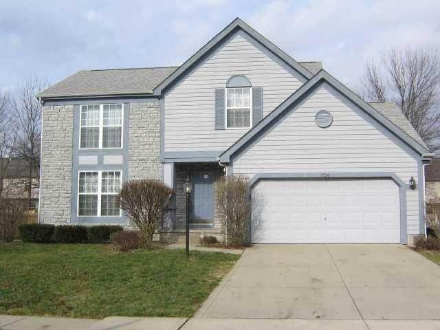 Single Family Homes 在 3794 Clay Bank Hilliard, 俄亥俄州 43026 美国