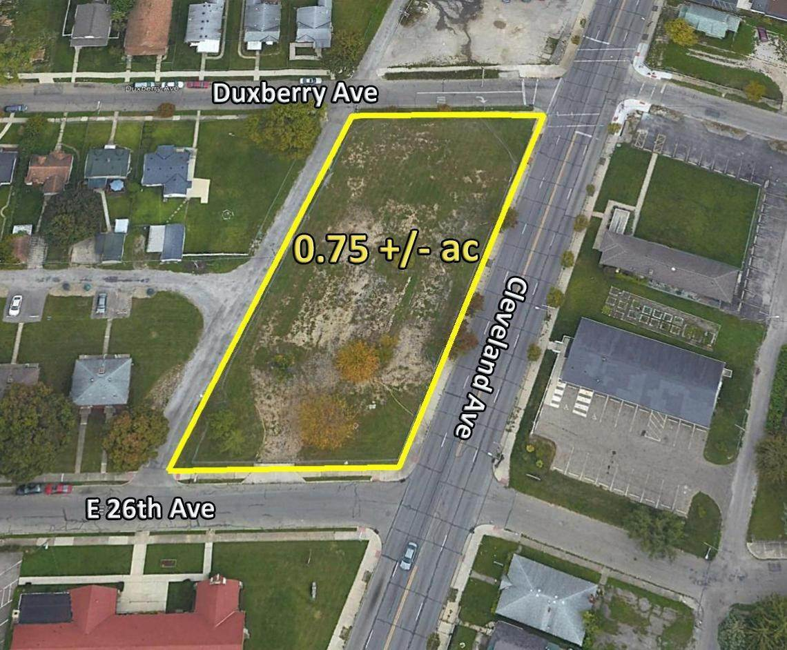Land at 2055 Cleveland Columbus, Ohio 43211 United States