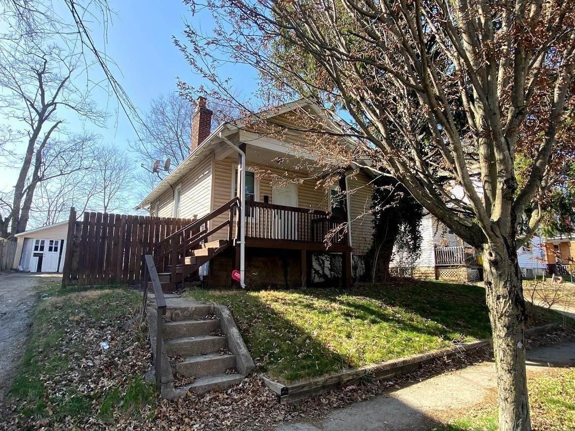 Single Family Homes for Sale at 1231 Gilsey Cincinnati, Ohio 45205 United States