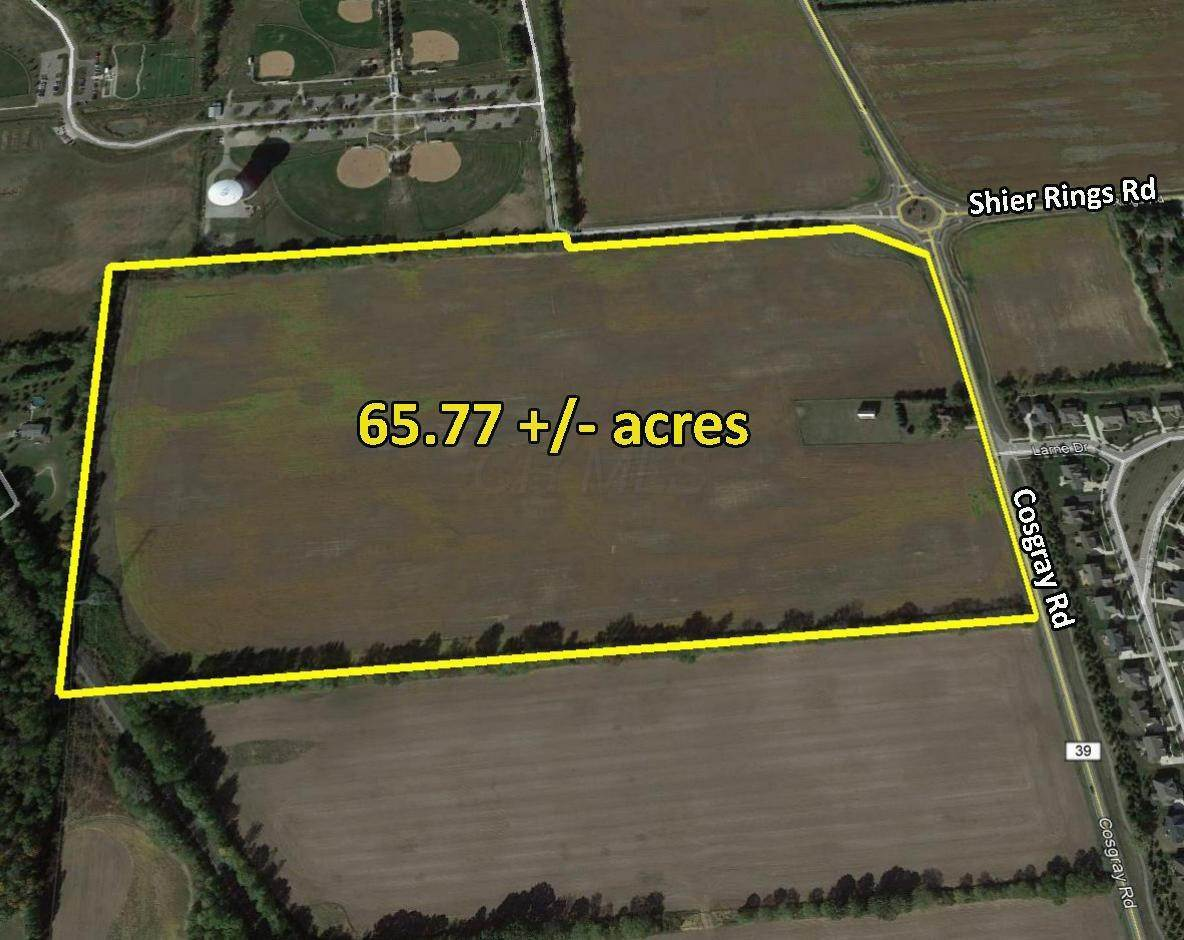 Land for Sale at 5987-6047 Cosgray Dublin, Ohio 43016 United States