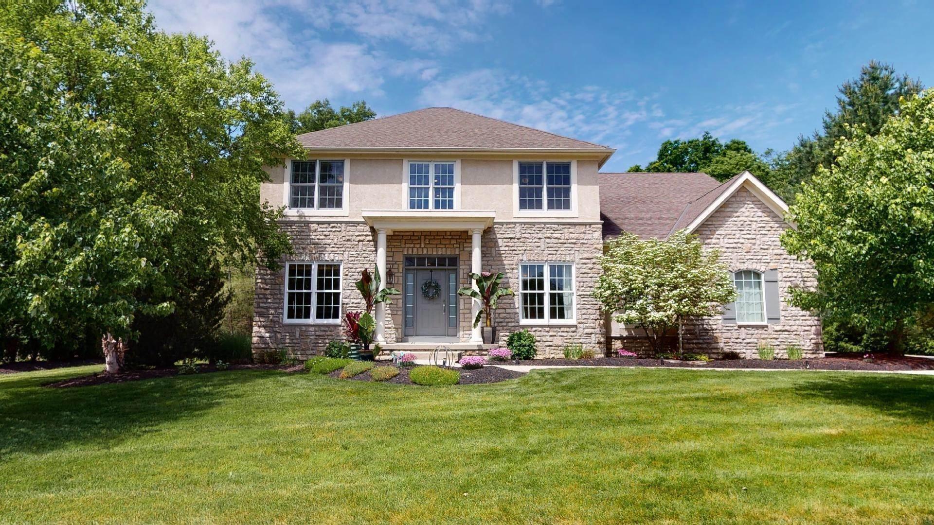 Single Family Homes for Sale at 1125 Jackson Hole Blacklick, Ohio 43004 United States