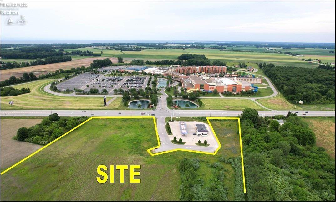 Land for Sale at Milan Road Sandusky, Ohio 44870 United States