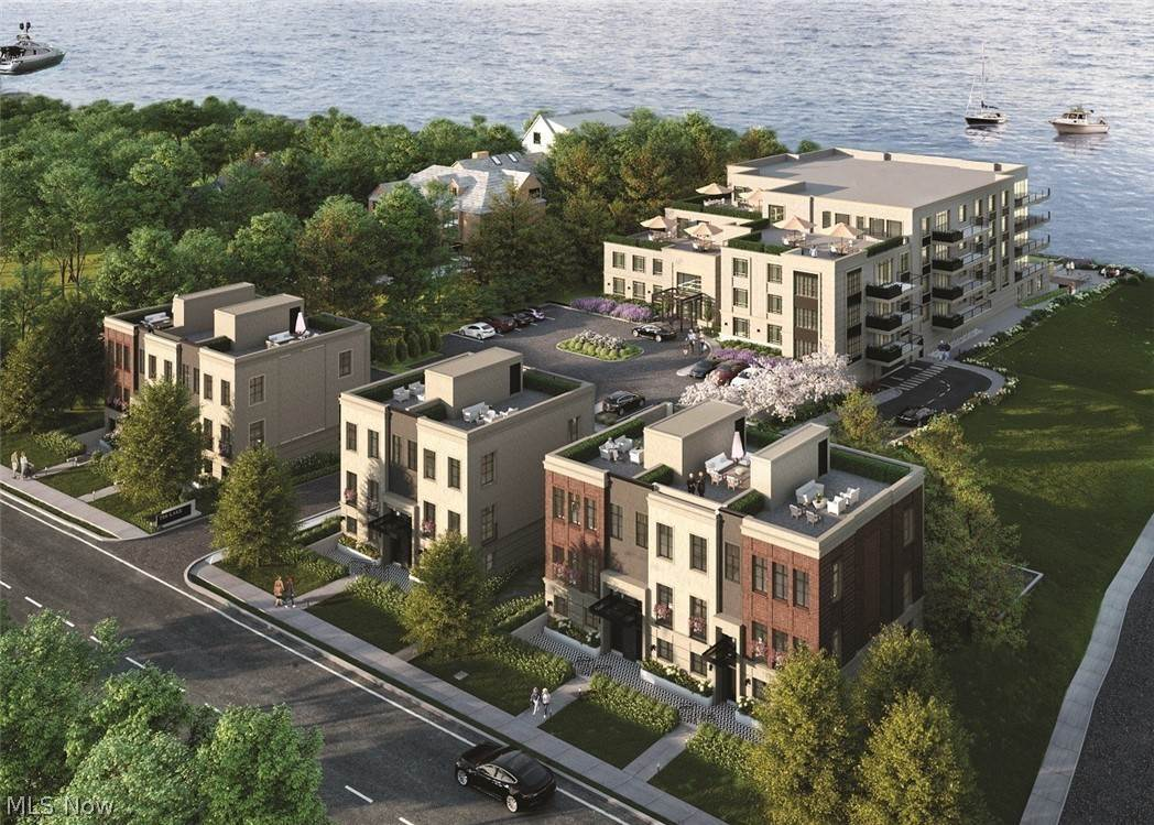 Condominiums for Sale at 22700 Lake Road Rocky River, Ohio 44116 United States
