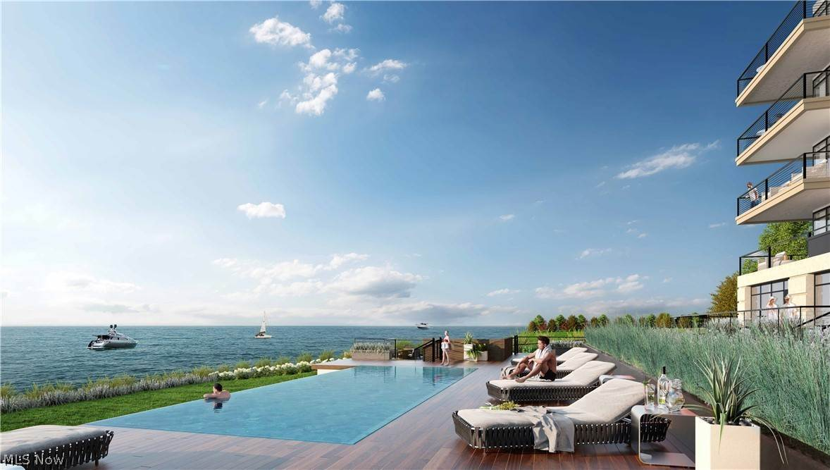 9. Condominiums for Sale at 22700 Lake Road Rocky River, Ohio 44116 United States