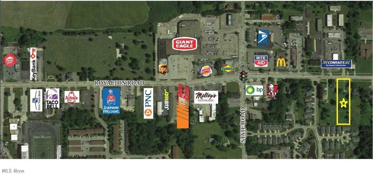 Retail at 5213 Royalton Road North Royalton, Ohio 44133 United States