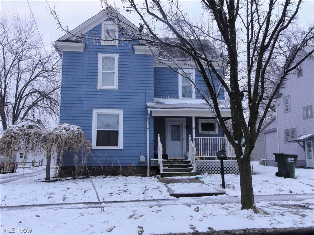 Single Family Homes for Sale at 402 Mcgill Street Orrville, Ohio 44667 United States