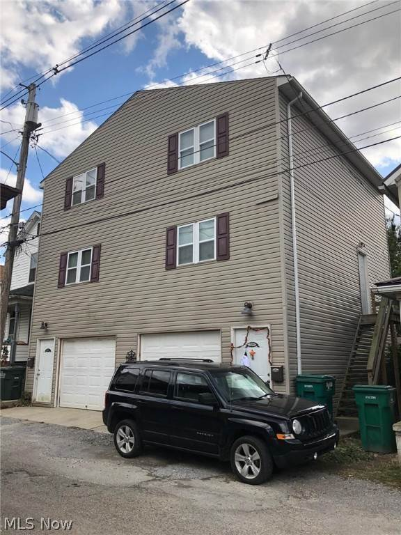 Triplex for Sale at 528, 532 Church Alley Chester, West Virginia 26034 United States