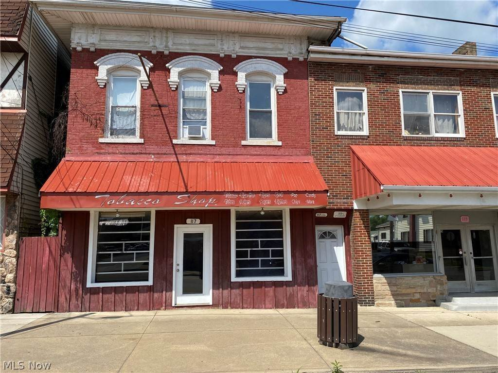 Single Family Homes for Sale at 117 Main Street N Waynesburg, Ohio 44662 United States