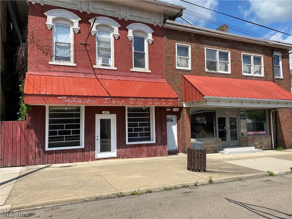 Single Family Homes for Sale at 117/119 Main Street N Waynesburg, Ohio 44688 United States