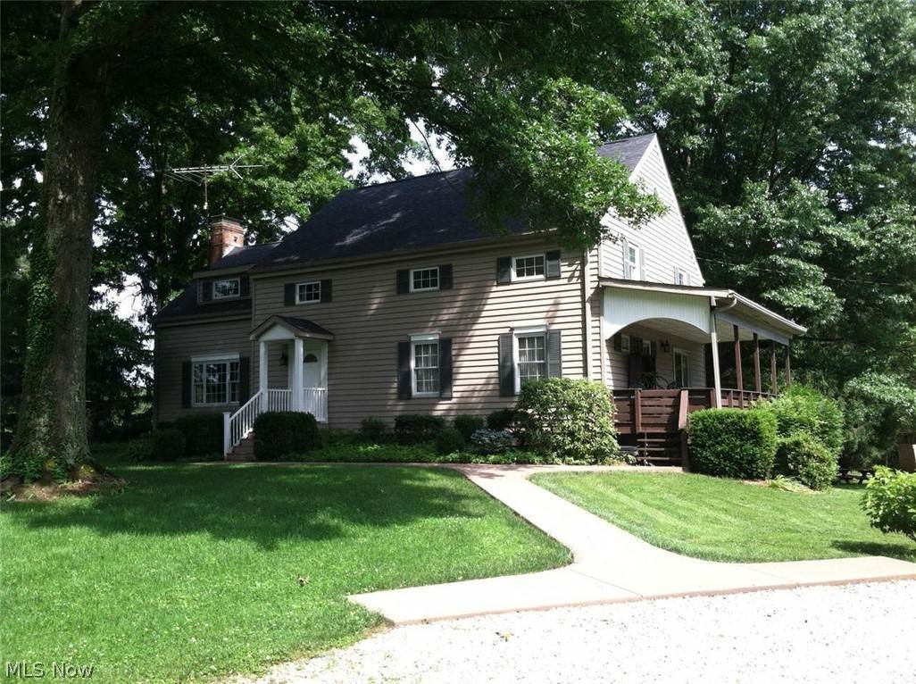 Single Family Homes for Sale at 14180 State Rt 550 14180 State Rt 550 Fleming, Ohio 45601 United States