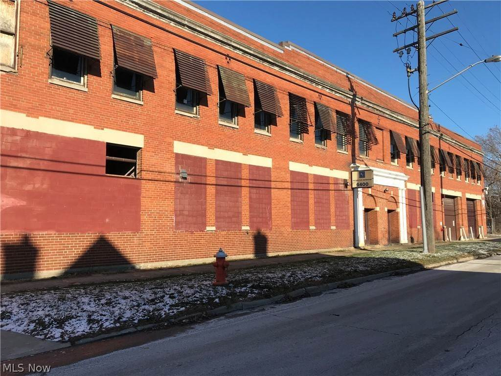 Industrial for Sale at 6400 Herman Avenue 6400 Herman Avenue Cleveland, Ohio 44102 United States