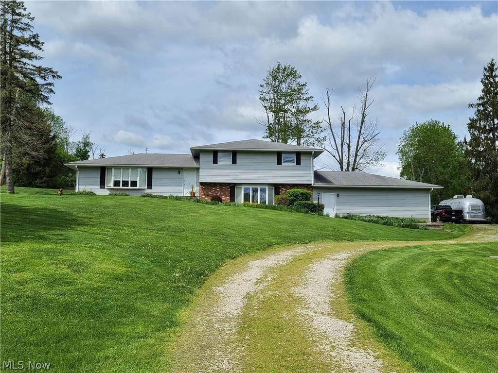 Single Family Homes for Sale at 781 State Route 541 Coshocton, Ohio 43812 United States