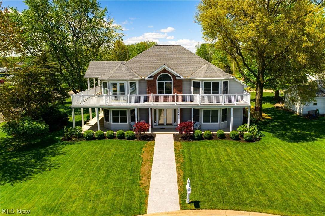 Single Family Homes for Sale at 2206 S Bristol Drive Lakeside, Ohio 43440 United States
