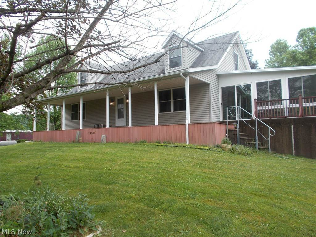 Single Family Homes for Sale at 24000 Township Road 1173 Coshocton, Ohio 43812 United States