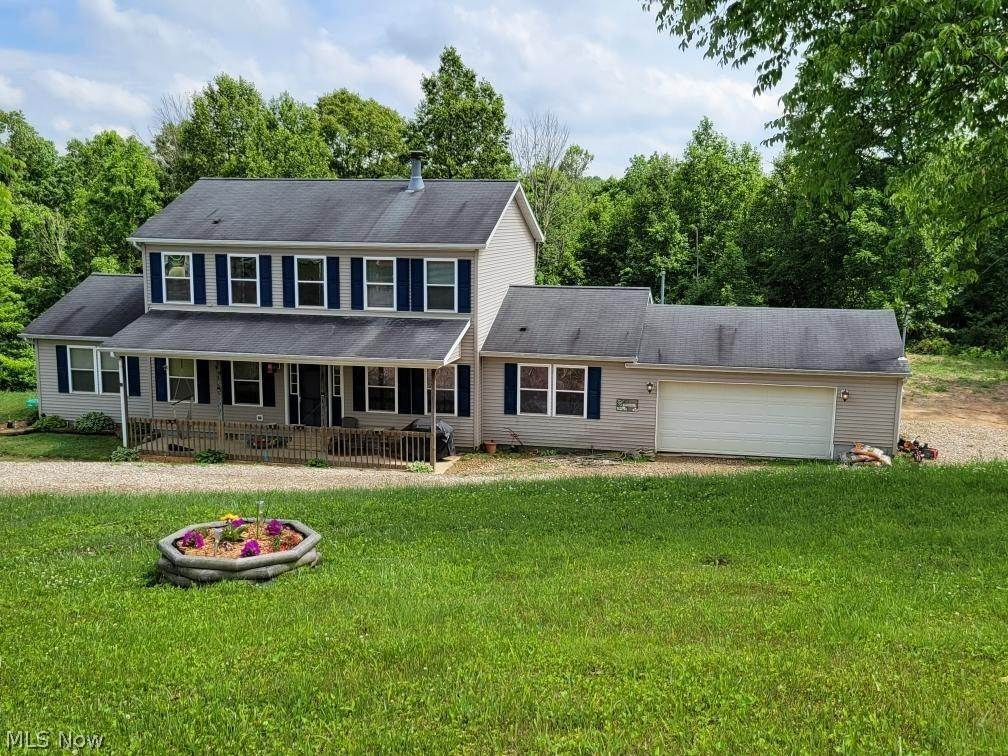 Single Family Homes for Sale at 45079 Township Road 413 Coshocton, Ohio 43812 United States