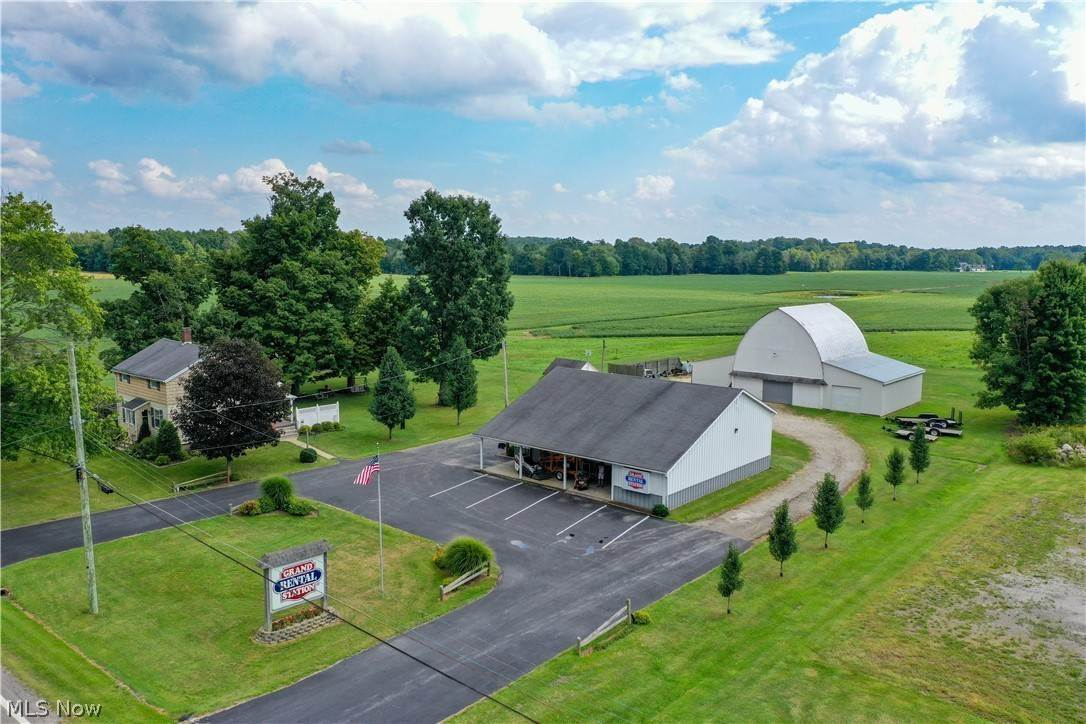 Business for Sale at 2684 State Route 307 Austinburg, Ohio 44010 United States