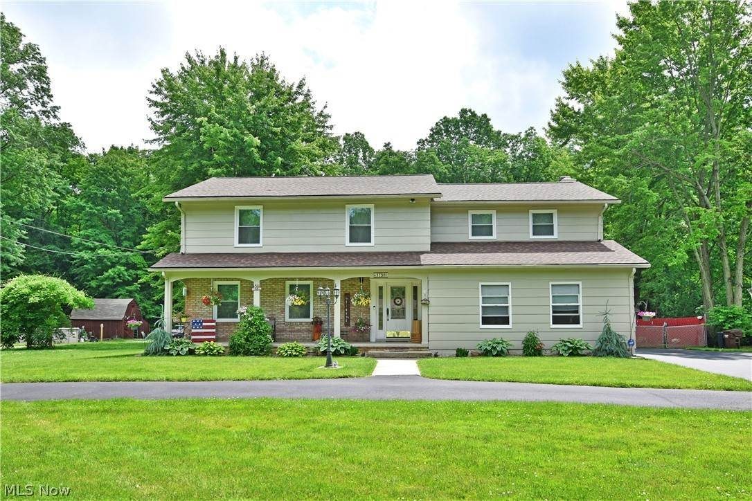 Single Family Homes for Sale at 5530 Lakeview Road Cortland, Ohio 44410 United States