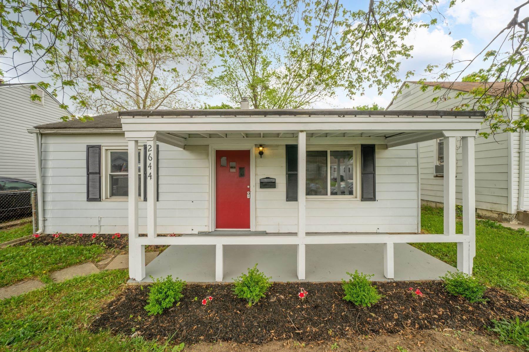 Single Family Homes for Sale at 2644 HIawatha Street Columbus, Ohio 43211 United States