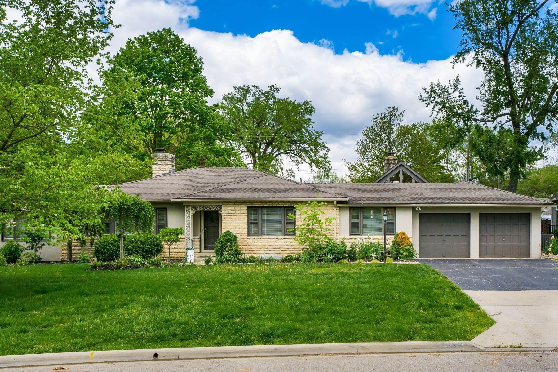 Single Family Homes for Sale at 2640 Dorset Road Columbus, Ohio 43221 United States