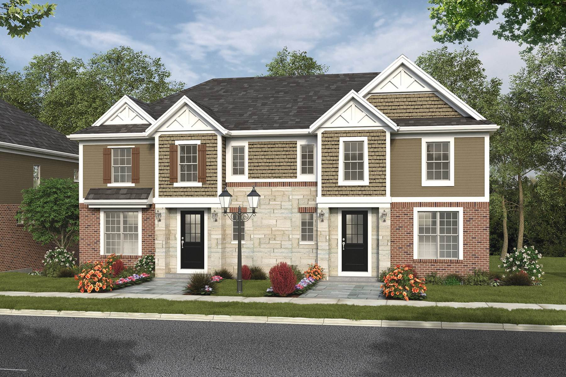 Condominiums for Sale at Creekside Pointe - Blue Ash Premier Lifestyle Community 9316 Old Plainfield Rd Blue Ash, Ohio 45236 United States