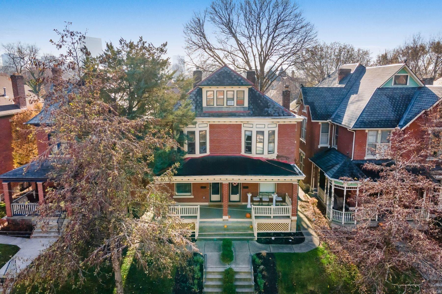 4. Condominiums for Sale at 99 W Hubbard Avenue 99 West Hubbard Columbus, Ohio 43215 United States