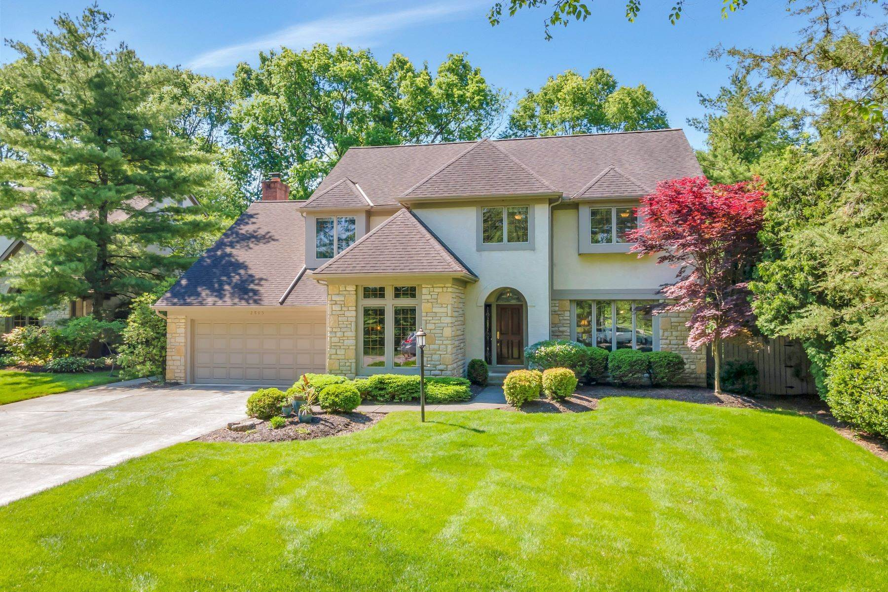 Single Family Homes for Sale at 2865 Wickliffe Road Upper Arlington, Ohio 43221 United States
