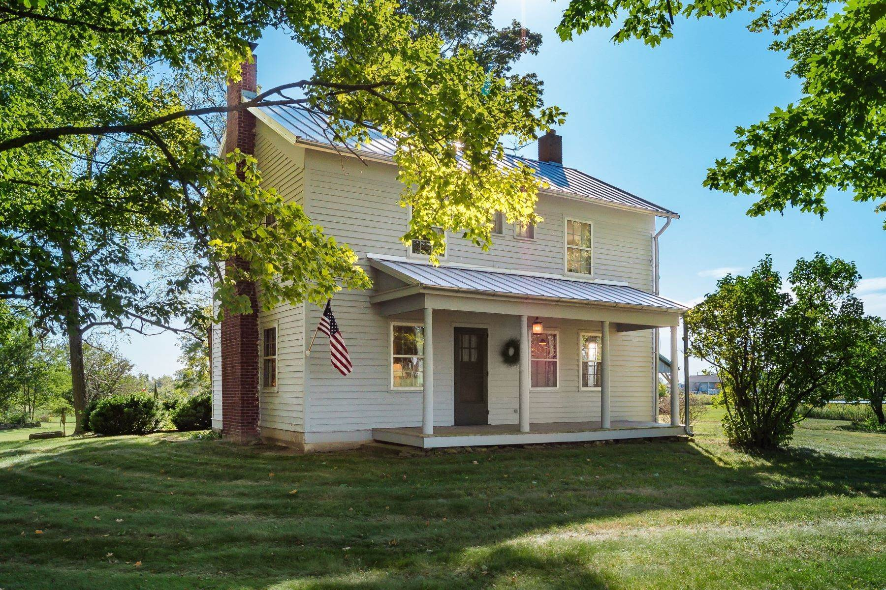 Farm and Ranch Properties for Sale at 5857 OH-19 5857 State Route 19 Galion, Ohio 44833 United States